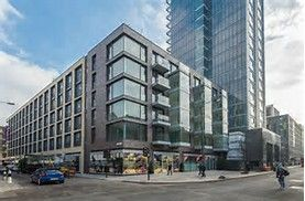 Thumbnail 2 bed flat for sale in Goodman Fields, London