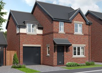 Thumbnail 3 bed detached house for sale in Meres Edge, Helsby, Frodsham