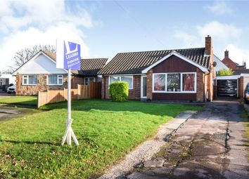Thumbnail 2 bed bungalow for sale in Somerset Close, Burton-On-The-Wolds, Loughborough