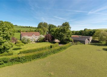 Thumbnail 5 bed equestrian property for sale in Kingston Deverill, Warminster, Wiltshire