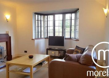 Thumbnail 3 bed detached house to rent in Hilltop, Hampstead Garden Suburb