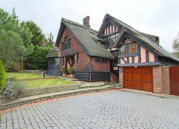 Thumbnail 4 bedroom detached house for sale in Hayland Close NW9, London