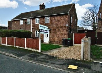 Thumbnail 2 bed semi-detached house for sale in Roosevelt Road, Sutton-In-Ashfield, Nottinghamshire