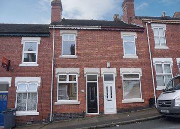 Thumbnail 2 bed terraced house for sale in Penkville Street, West End, Stoke-On-Trent