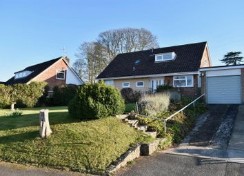 Thumbnail 4 bedroom detached bungalow for sale in Manor Close, Taunton