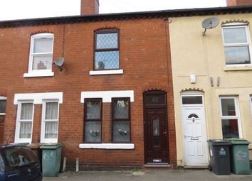 Thumbnail 2 bed terraced house for sale in Florence Street, Walsall