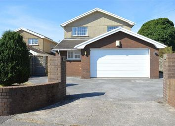 Thumbnail 4 bed detached house for sale in Joiners Road, Three Crosses, Swansea