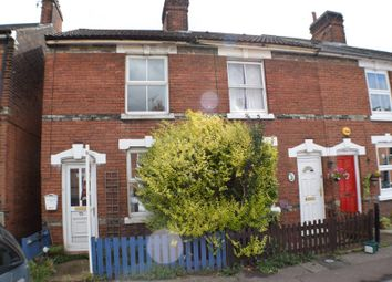 Thumbnail 2 bed end terrace house for sale in 75 Victor Road, Colchester, Essex