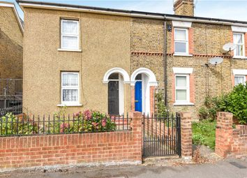 Thumbnail 2 bed end terrace house for sale in Stanwell New Road, Staines-Upon-Thames, Surrey