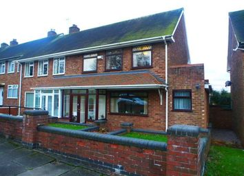 Thumbnail 4 bed property to rent in Mill Farm Road, Harborne, Birmingham