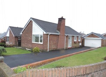 Thumbnail 2 bed detached bungalow for sale in Grindsbrook Road, Radcliffe, Manchester