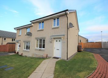 Thumbnail 3 bed semi-detached house for sale in 21 Resaurie Gardens, Smithton, Inverness