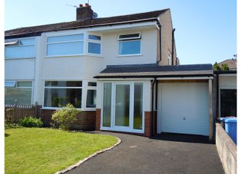 Thumbnail 3 bed semi-detached house for sale in Lilac Grove, Liverpool