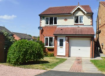 Thumbnail 3 bed detached house for sale in Rolley Way, Prudhoe