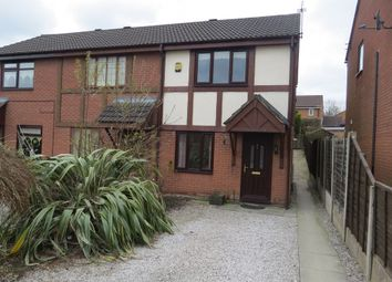 Thumbnail 2 bed property to rent in Cheshire Gardens, St. Helens