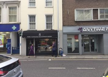Thumbnail Retail premises for sale in Fulham Road, London