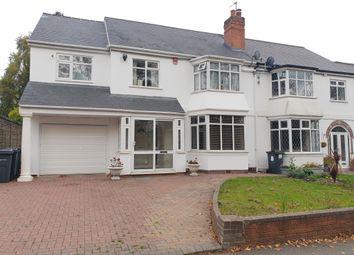 Thumbnail 4 bed semi-detached house for sale in Balden Road, Harborne, Birmingham