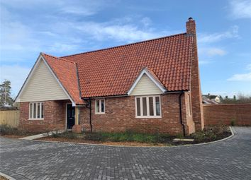 Thumbnail 2 bed detached bungalow for sale in Cheyney Green, The Street, Darsham, Saxmundham