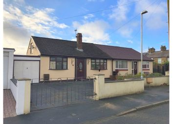 Thumbnail 2 bed semi-detached bungalow for sale in Meadow Close, Skelmersdale
