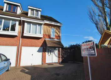 Thumbnail 3 bedroom terraced house for sale in Longford Mews, Longford, Gloucester