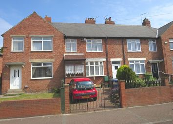 Thumbnail 3 bed terraced house for sale in Sycamore Avenue, South Shields