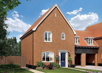 Thumbnail 1 bed semi-detached house for sale in Mundesley Road, Overstrand, Norfolk