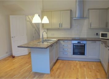 Thumbnail 4 bed terraced house to rent in Auckland Road, Kingston Upon Thames