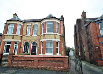 Thumbnail 4 bed semi-detached house for sale in Victoria Avenue, Grappenhall, Warrington