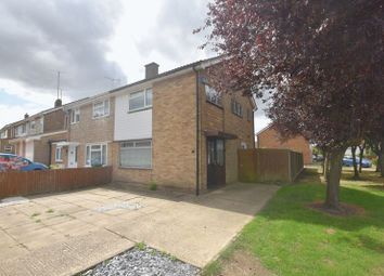 Thumbnail 3 bedroom semi-detached house for sale in Whalley Drive, Bletchley, Milton Keynes