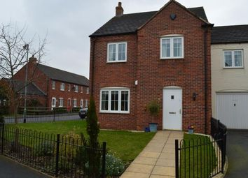 Thumbnail 4 bed detached house for sale in Rogerson Road, Fradley, Lichfield