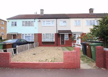 Thumbnail 3 bedroom terraced house to rent in Bradfield Drive, Barking, Essex