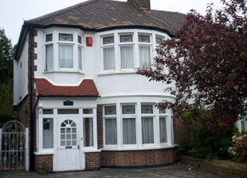 Thumbnail 4 bed property to rent in Beechdale, London