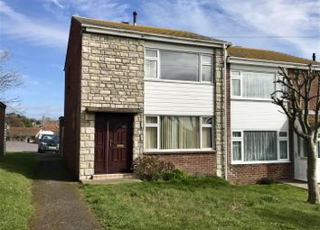 Thumbnail 2 bed terraced house for sale in West Bay Crescent, Wyke Regis, Weymouth