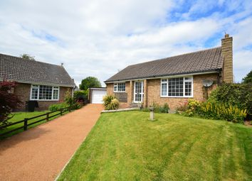 Thumbnail 2 bed detached bungalow for sale in The Orchard, Burniston, Scarborough