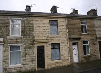 Thumbnail 2 bed terraced house for sale in Grange Street, Clayton Le Moors, Accrington