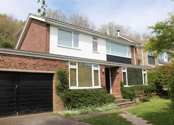 Thumbnail 4 bedroom detached house for sale in Heath Ridge, Long Ashton, Bristol
