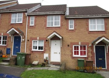 Thumbnail 2 bed terraced house to rent in Dol Y Pandy, Bedwas