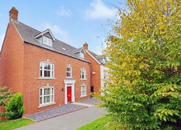 Thumbnail 5 bed detached house for sale in Bluebell Road, Ashford, Kent