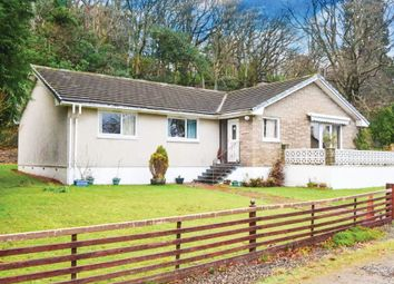Thumbnail 4 bedroom detached bungalow for sale in Shore Road, Cove, Helensburgh