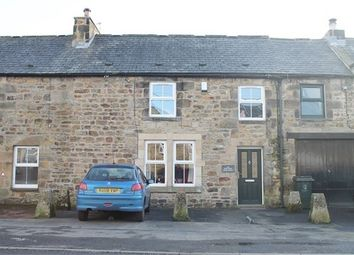 Thumbnail 3 bed terraced house for sale in Old Bank House, Wark, Northumberland.