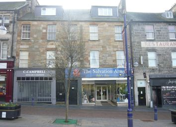 Thumbnail 1 bed flat to rent in High Street, Dunfermline