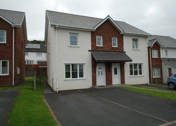 Thumbnail 2 bed detached house to rent in Maes Crugiau, Rhydyfelin, Aberystwyth