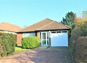 Bittacy Rise, London NW7. 2 bed detached bungalow