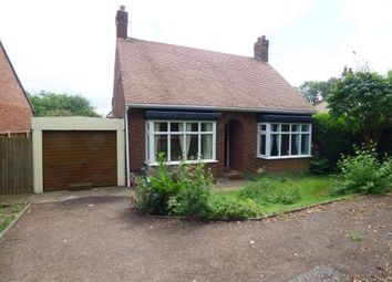 Thumbnail 2 bedroom bungalow for sale in Mill Crescent, Orton Waterville, Peterborough, Cambridgeshire