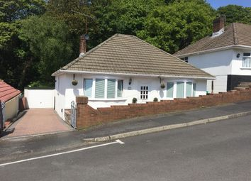 Thumbnail 2 bed detached bungalow for sale in Manor Way, Briton Ferry, Neath