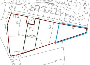 Land for sale in Weardale Park, Wheatley Hill, Durham DH6