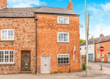 Thumbnail 2 bed end terrace house for sale in Leicester Road, Quorn, Loughborough