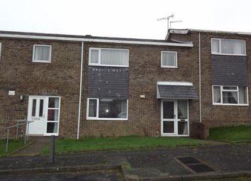 Thumbnail 3 bed terraced house for sale in Llys Yr Eifl, Caernarfon, Gwynedd