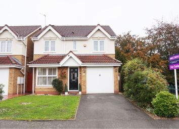 Thumbnail 3 bed detached house for sale in Minton Road, Coventry