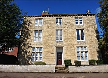Thumbnail 2 bed flat to rent in 7 Ayston Road, Uppingham